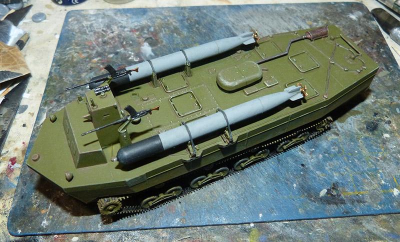 From the box - Char amphibie torpilleur japonais type 4 Ka-Tsu - Riich models - 1/72 *** Terminé en pg 2 - Page 2 Katsu_28