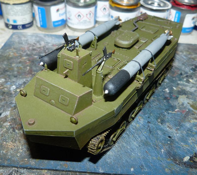 From the box - Char amphibie torpilleur japonais type 4 Ka-Tsu - Riich models - 1/72 *** Terminé en pg 2 - Page 2 Katsu_30