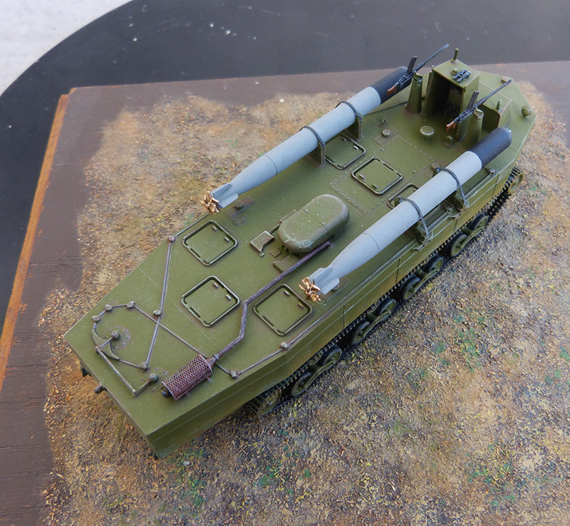 From the box - Char amphibie torpilleur japonais type 4 Ka-Tsu - Riich models - 1/72 *** Terminé en pg 2 - Page 2 Katsu_36