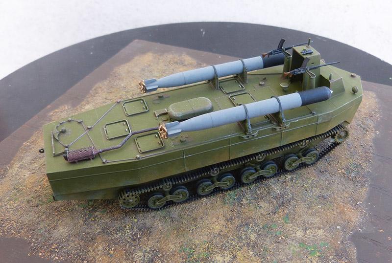 From the box - Char amphibie torpilleur japonais type 4 Ka-Tsu - Riich models - 1/72 *** Terminé en pg 2 - Page 2 Katsu_41