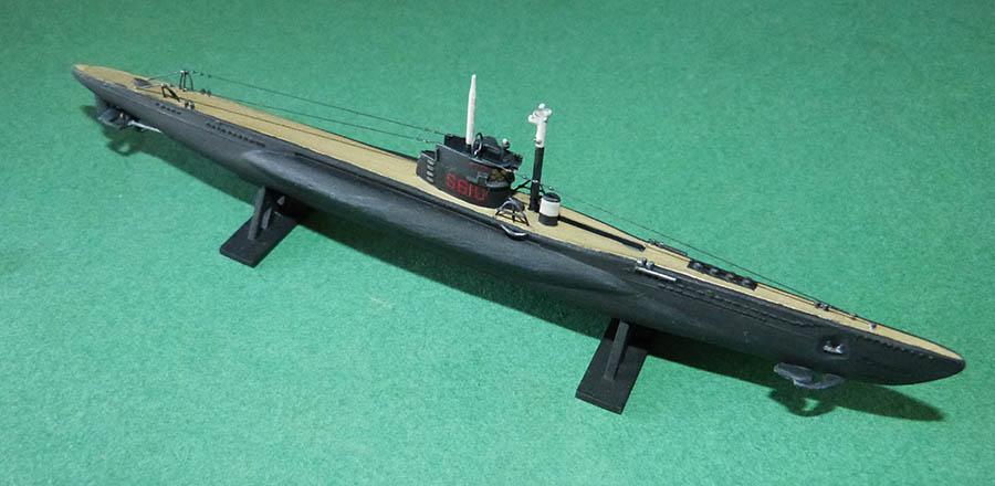 Sous marin LAUBIE Version 1960 Réf 81076 Laubie17