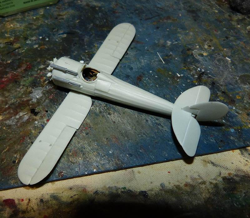 (Revell) Nieuport 28. N28_3210