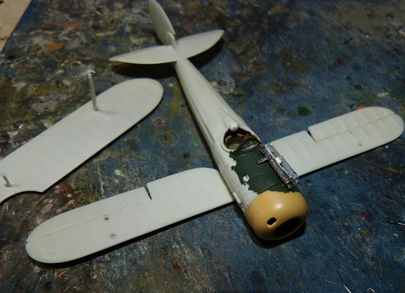 (Revell) Nieuport 28. N28_4110
