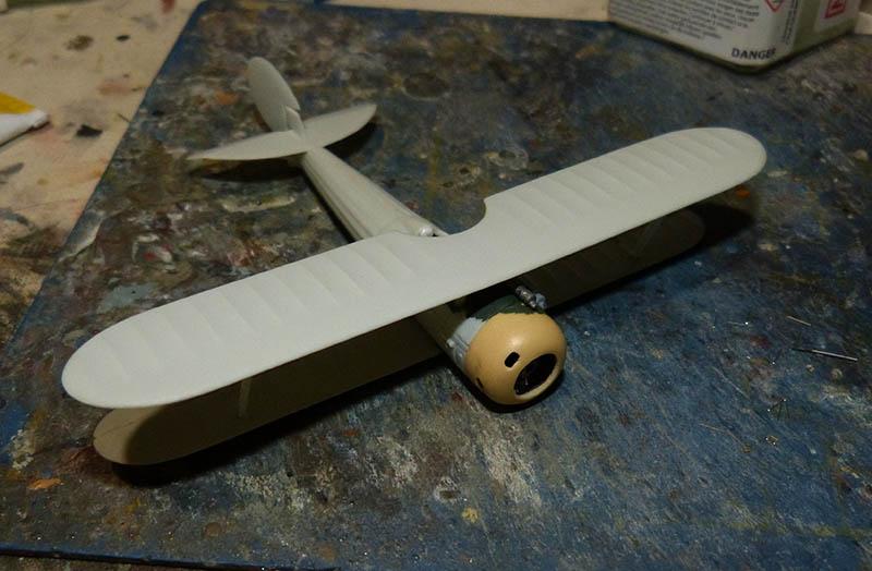(Revell) Nieuport 28. N28_4310