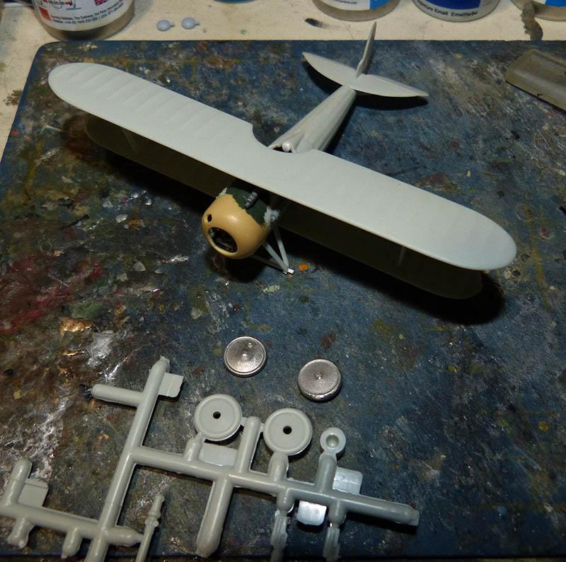 (Revell) Nieuport 28. N28_4610