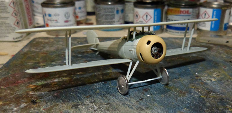 (Revell) Nieuport 28. N28_4910