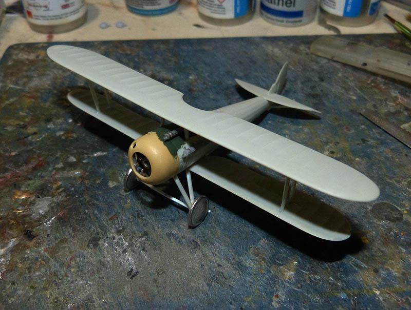 (Revell) Nieuport 28. N28_5110