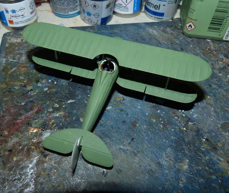 (Revell) Nieuport 28. N28_5210