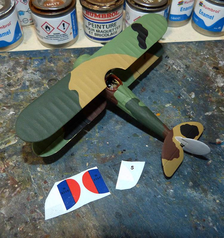 (Revell) Nieuport 28. N28_5410