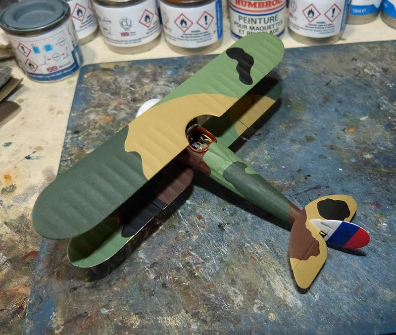 (Revell) Nieuport 28. N28_5510