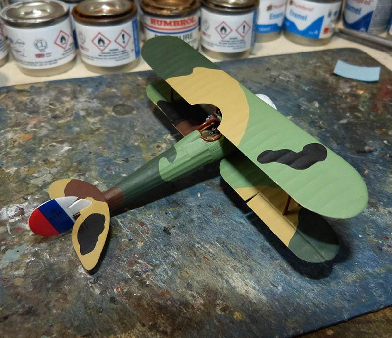 (Revell) Nieuport 28. N28_5610
