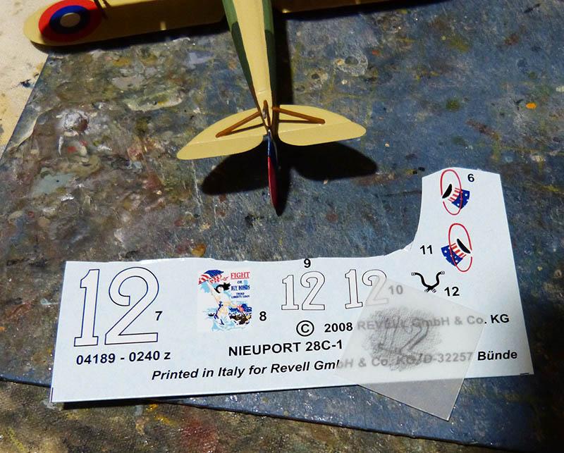 (Revell) Nieuport 28. N28_5710