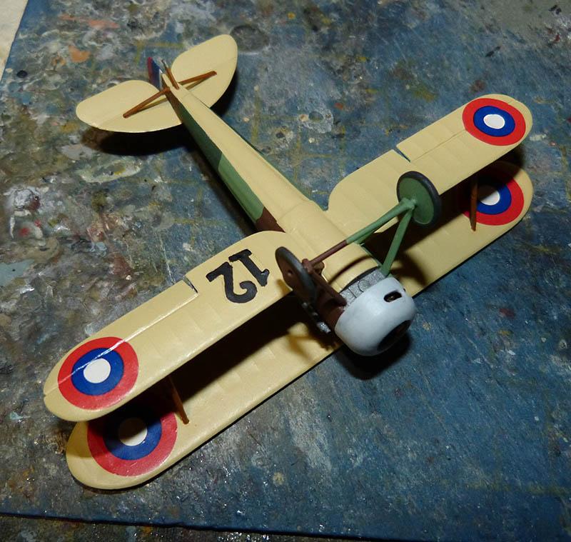 (Revell) Nieuport 28. N28_5910