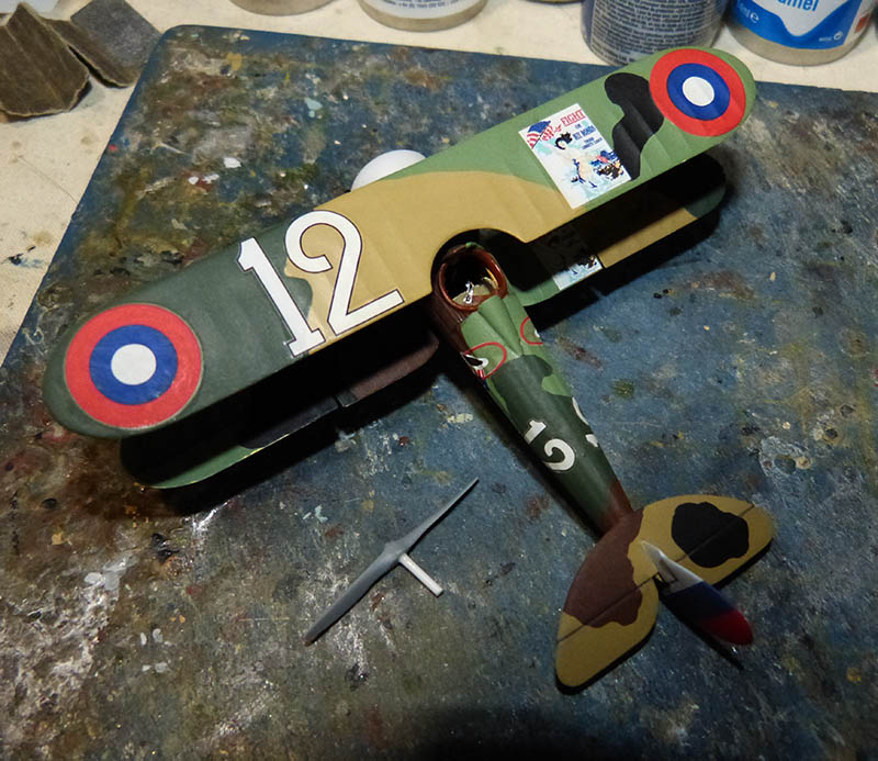 (Revell) Nieuport 28. N28_6010
