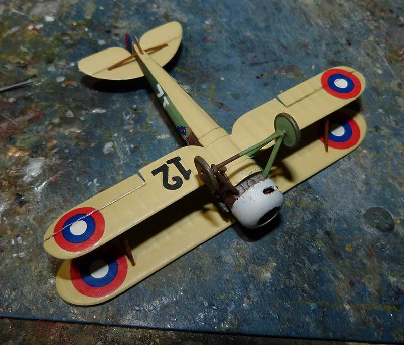 (Revell) Nieuport 28. N28_6310