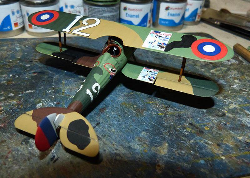 (Revell) Nieuport 28. N28_6410