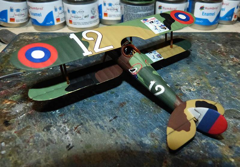 (Revell) Nieuport 28. N28_6510