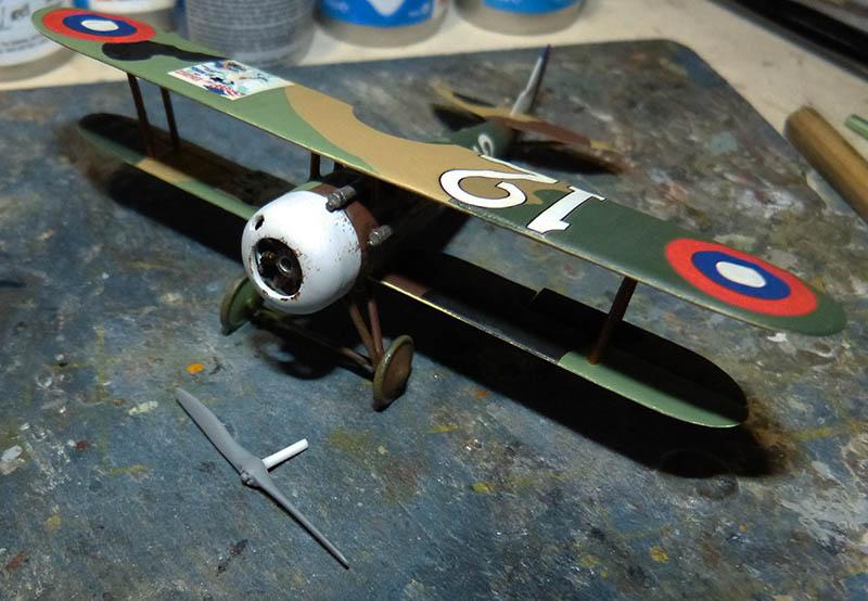 (Revell) Nieuport 28. N28_6610