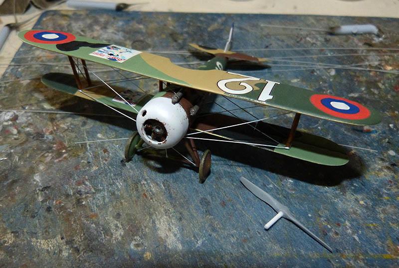 (Revell) Nieuport 28. N28_6710
