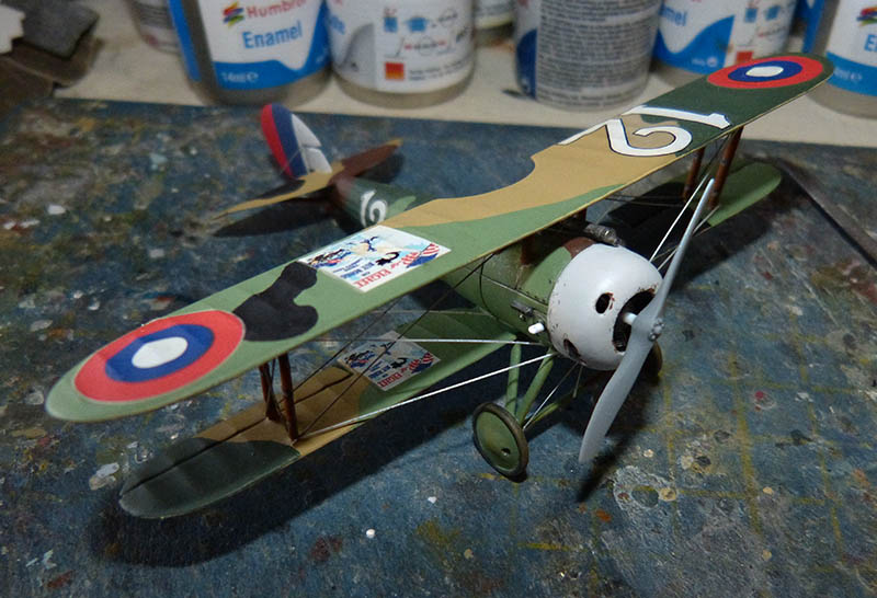 (Revell) Nieuport 28. N28_6810
