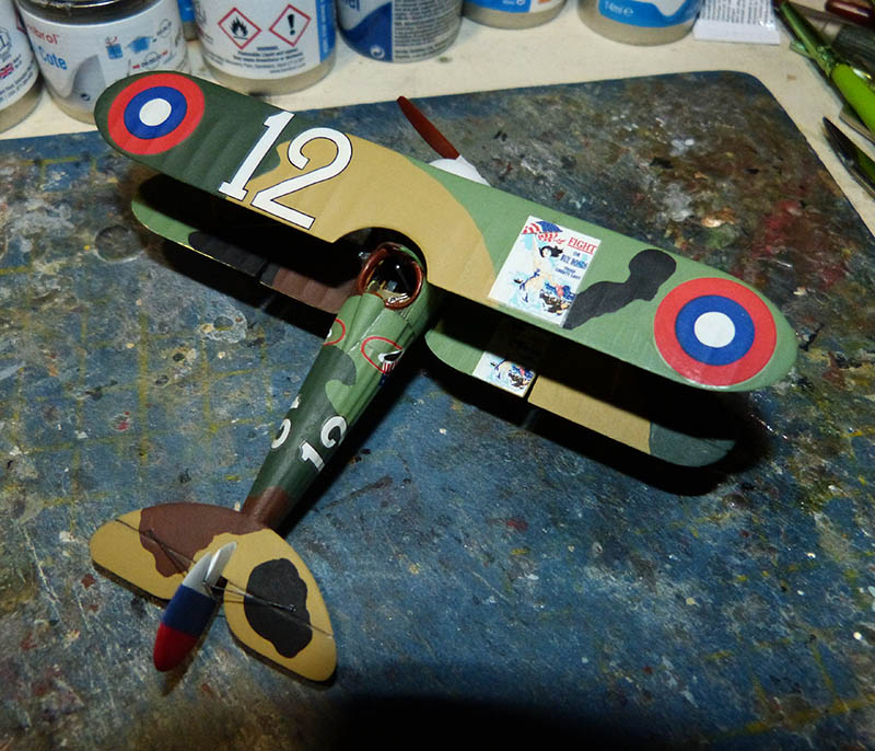(Revell) Nieuport 28. N28_6910