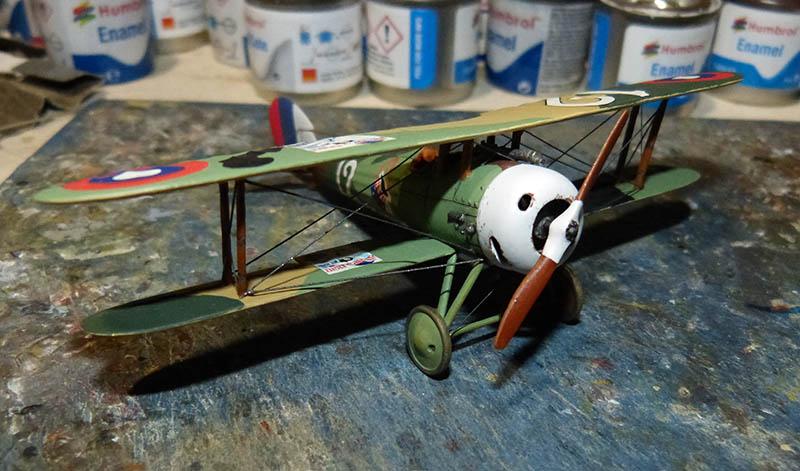 (Revell) Nieuport 28. N28_7010