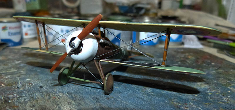 (Revell) Nieuport 28. N28_7110
