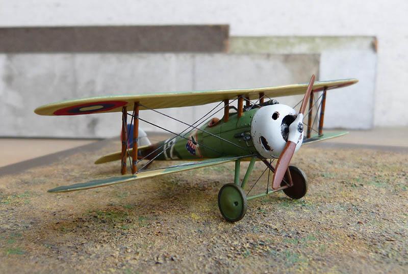 (Revell) Nieuport 28. N28_7210