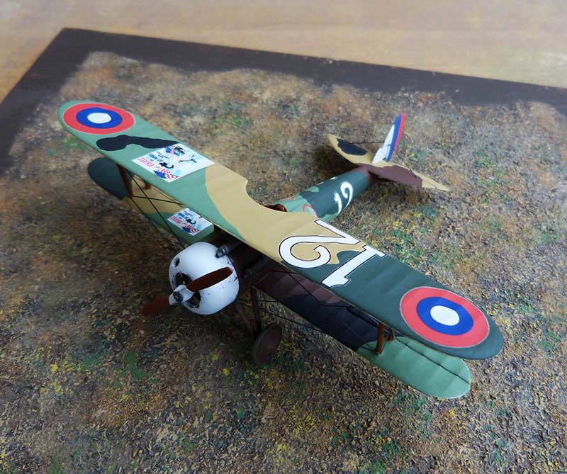 (Revell) Nieuport 28. N28_7310