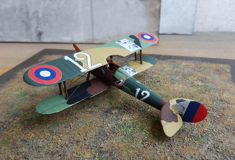 (Revell) Nieuport 28. N28_7410