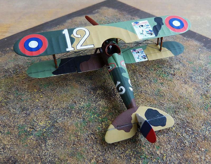 (Revell) Nieuport 28. N28_7510
