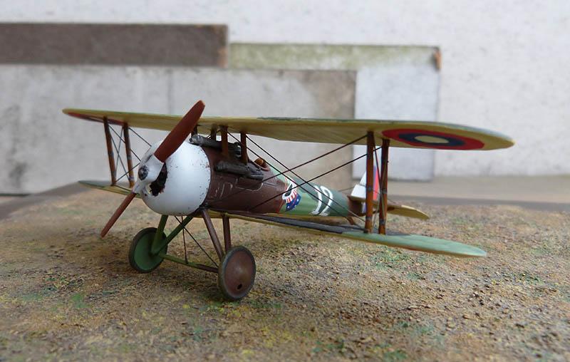 (Revell) Nieuport 28. N28_7710