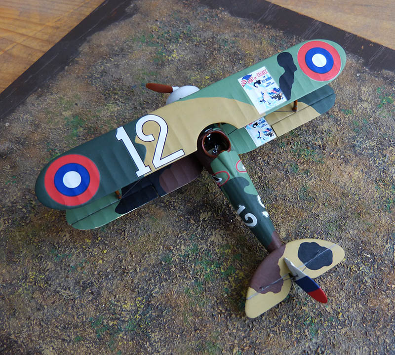 (Revell) Nieuport 28. N28_7810