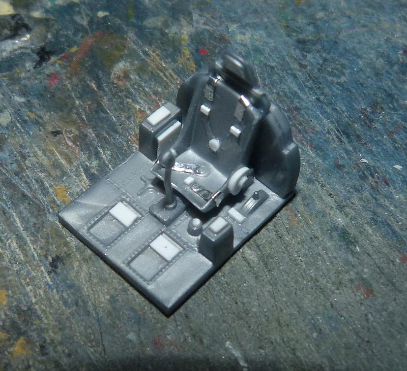 Montage chrono [REVELL] REPUBLIC P 47D-30 THUNDERBOLT du NeuNeu 1/72ème  Réf 04155 P47_1910