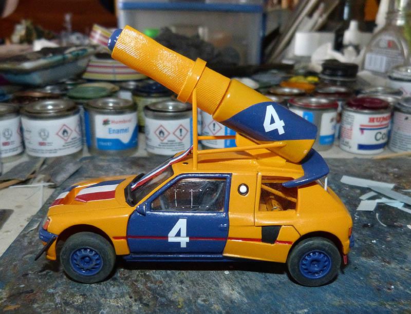 "205 Peugeot 1/43 Rallye ""la Colleuse"" - Challenge HF 4 ans  Peugeo53"