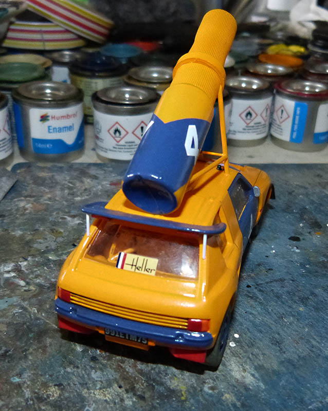 "205 Peugeot 1/43 Rallye ""la Colleuse"" - Challenge HF 4 ans  Peugeo54"