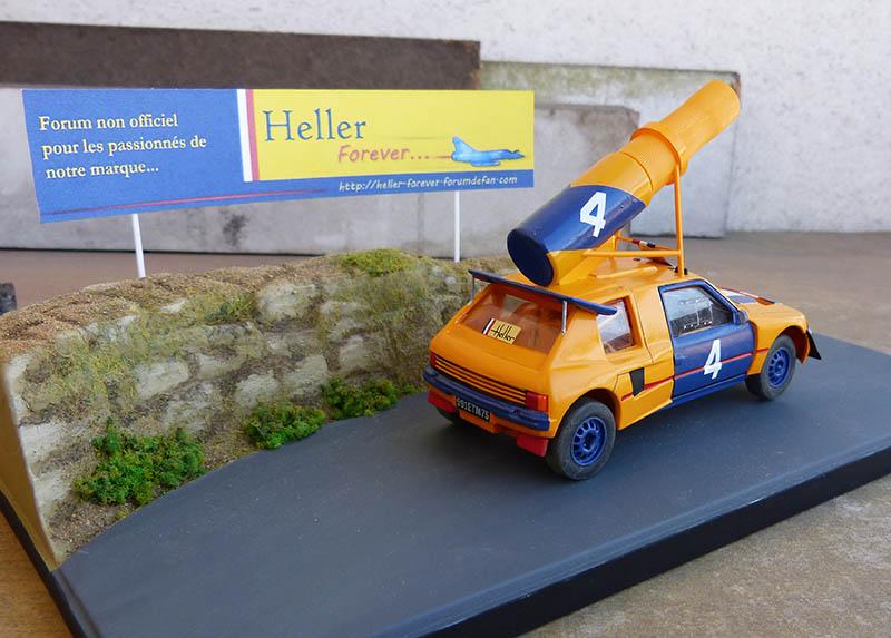 "205 Peugeot 1/43 Rallye ""la Colleuse"" - Challenge HF 4 ans  Peugeo62"