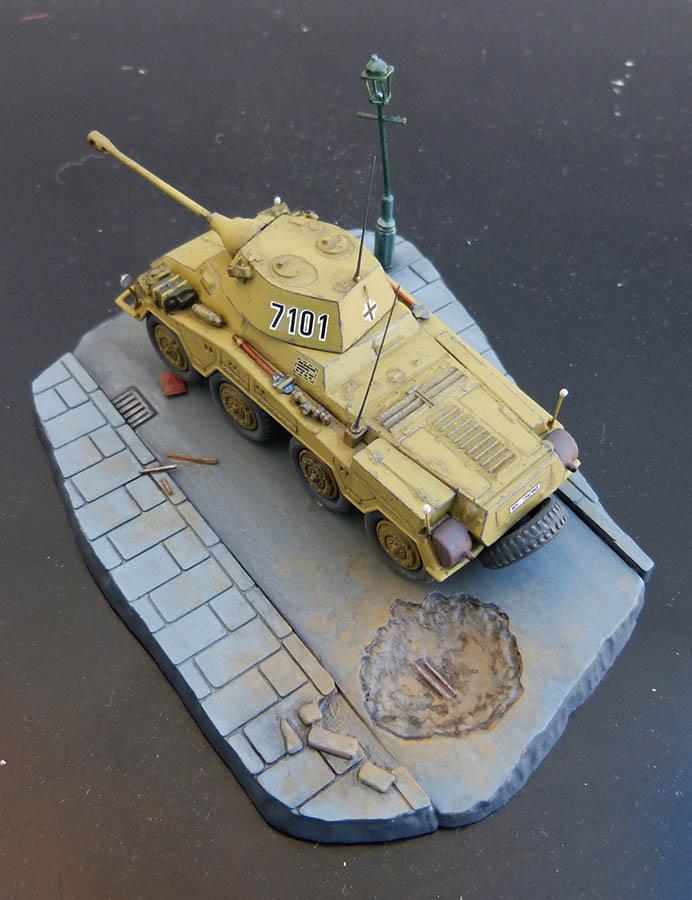 (Chrono 21) - (Matchbox) - Sdkfz 234/2 Puma. Puma_519
