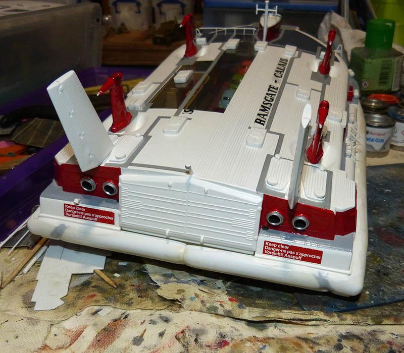 Fil rouge 2019 : BHC SRN4 Hovercraft - (Airfix 1/144) - Terminé en pg 4 - Page 4 Srn4_130