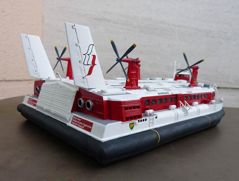 Fil rouge 2019 : BHC SRN4 Hovercraft - (Airfix 1/144) - Terminé en pg 4 - Page 4 Srn4_151