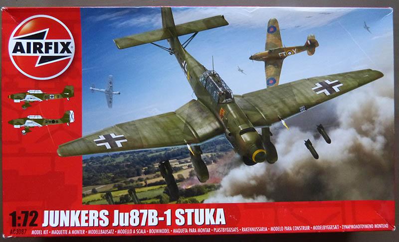 "(Airfix) Junkers 87 B Stuka ""Légion Condor"". Stuka010"