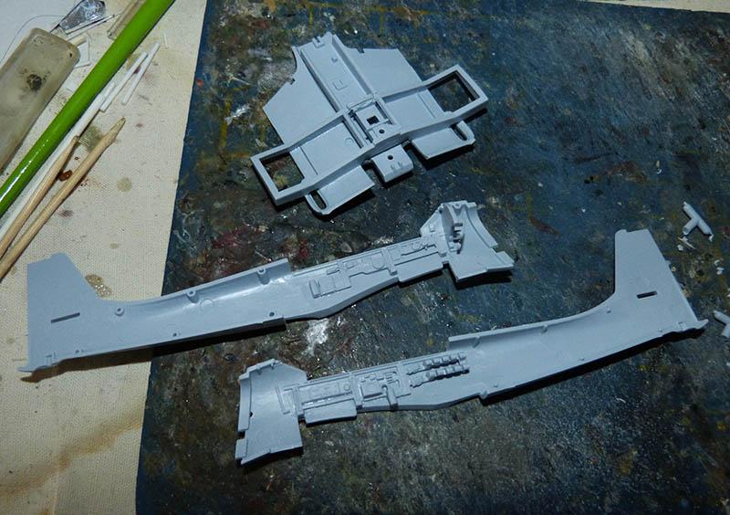"(Airfix) Junkers 87 B Stuka ""Légion Condor"". Stuka110"