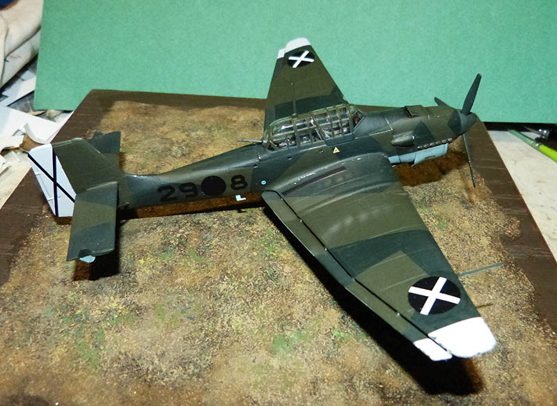 "(Airfix) Junkers 87 B Stuka ""Légion Condor"". - Page 2 Stuka120"
