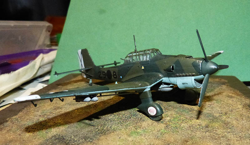 "(Airfix) Junkers 87 B Stuka ""Légion Condor"". - Page 2 Stuka122"