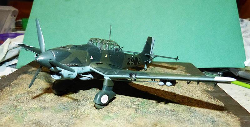 "(Airfix) Junkers 87 B Stuka ""Légion Condor"". - Page 2 Stuka123"