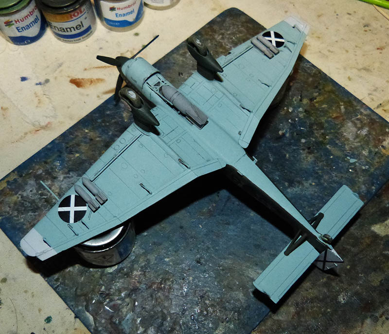 "(Airfix) Junkers 87 B Stuka ""Légion Condor"". - Page 2 Stuka126"