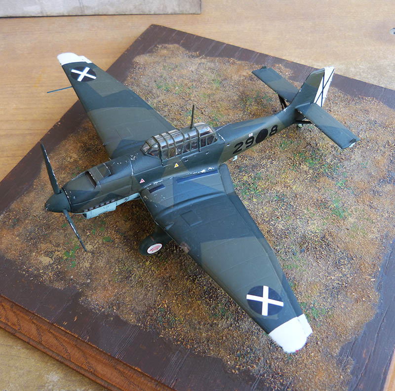 "(Airfix) Junkers 87 B Stuka ""Légion Condor"". - Page 2 Stuka127"