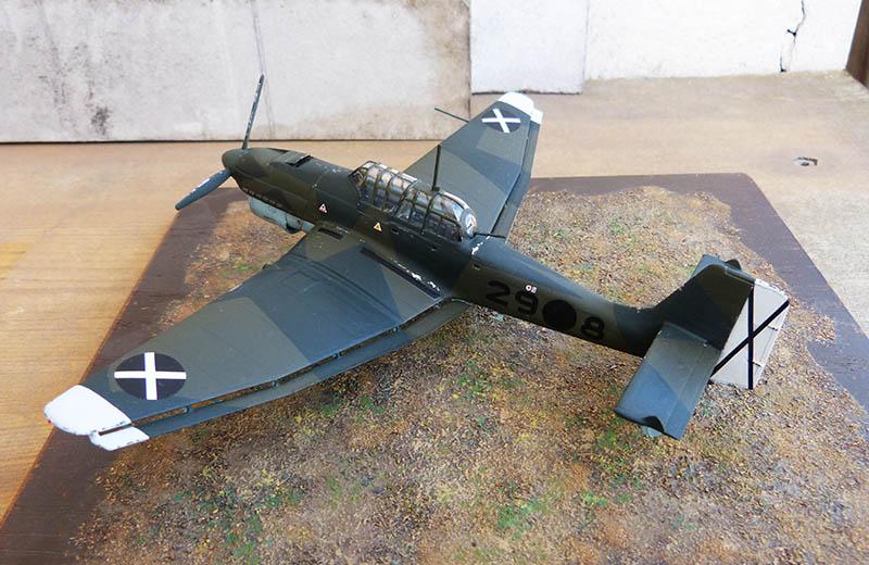 "(Airfix) Junkers 87 B Stuka ""Légion Condor"". - Page 2 Stuka129"