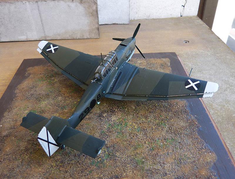"(Airfix) Junkers 87 B Stuka ""Légion Condor"". - Page 2 Stuka130"