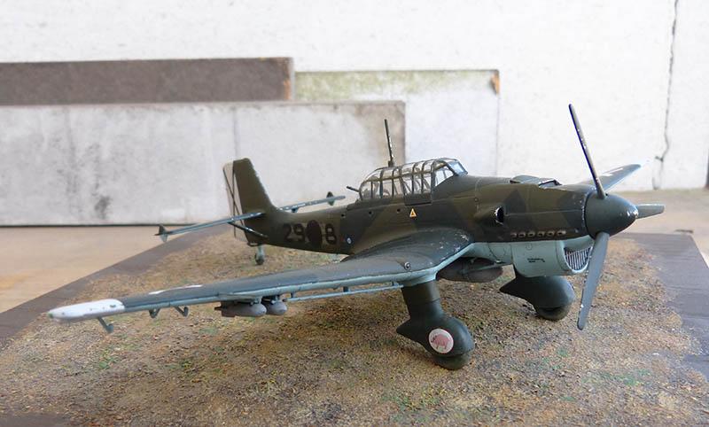 "(Airfix) Junkers 87 B Stuka ""Légion Condor"". - Page 2 Stuka132"
